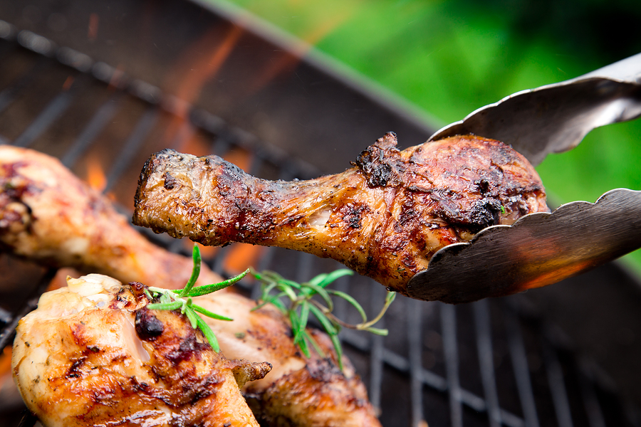 bigstock-Grilled-chicken-Legs-on-the-gr-48020597